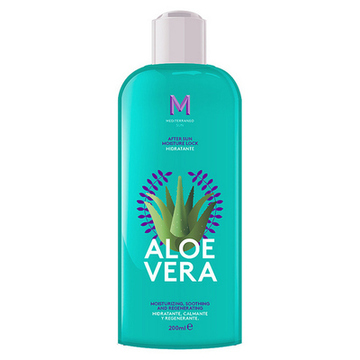 Fuktlotion After Sun Aloe Vera Mediterraneo Sun (200 ml)