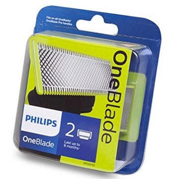 Rakblad Philips ONEBLADE (2 pcs)