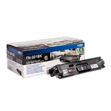 Original Toner Brother TN321BK Svart