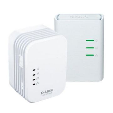 PLC WiFi Adapter D-Link PowerLine AV 500 300 Mbps Vit