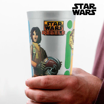 Star Wars Rebels dricksglas
