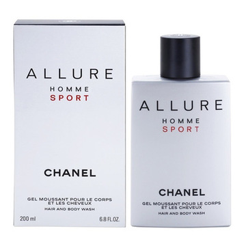 Duschtvål Allure Homme Sport Chanel (200 ml)