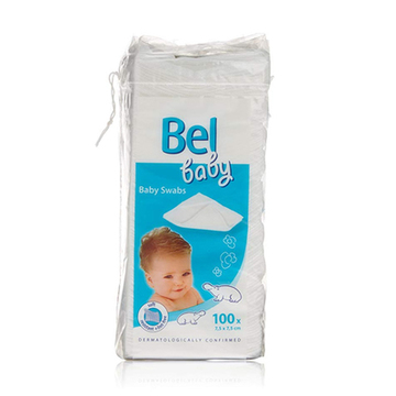 Kompress Baby Bel (100 uds)