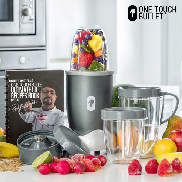 Nutri·One Blender Plus med receptbok 600W