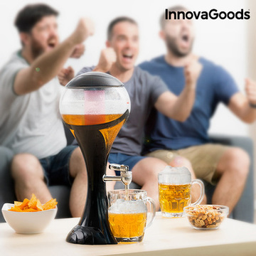 InnovaGoods World Cup LED Öldispenser