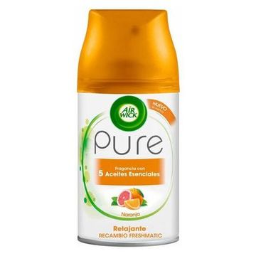 Refill till luftfräschare Air Wick FreshMatic Pure Relaxing Orange 250 ml