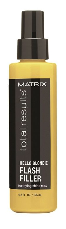 Matrix Texture Results Hello Blondie Flash Filler 125ml