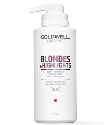 Goldwell Dualsenses Blondes & Highlights 60 Sec Treatment 500ml