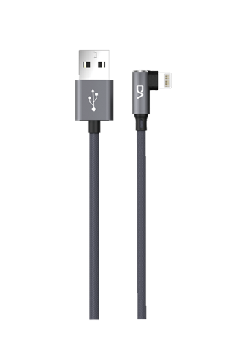 Lighting Charging Cable for iPhone Black