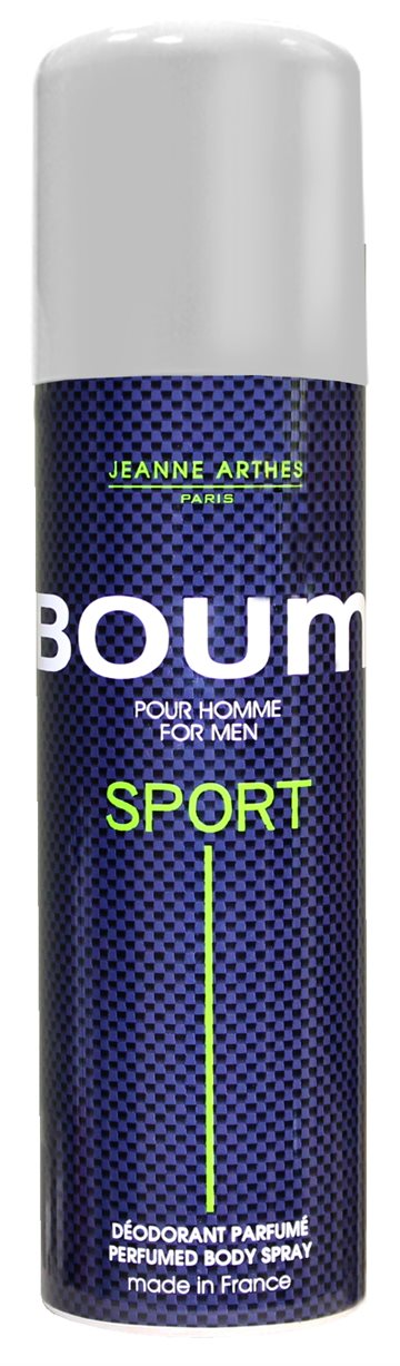 Boum Sport Men Deospray