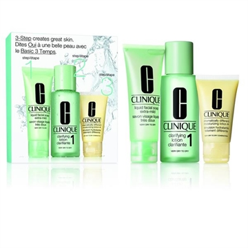 Clinique 3-Step Creates Great Skin 3-pack