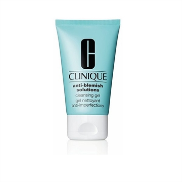 Clinique Anti-Blemish Solutions Cleansing Gel 125ml All Skin Types