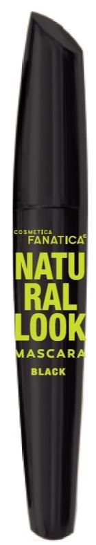 Fanatica Mascara Natural Look Black