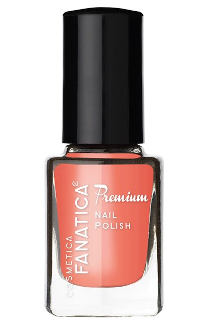 Fanatica Nail Polish Coral Orange 230