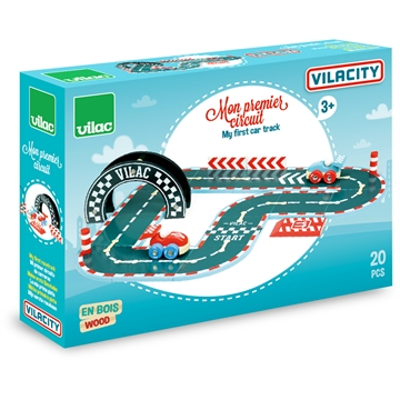 Vilacity little race