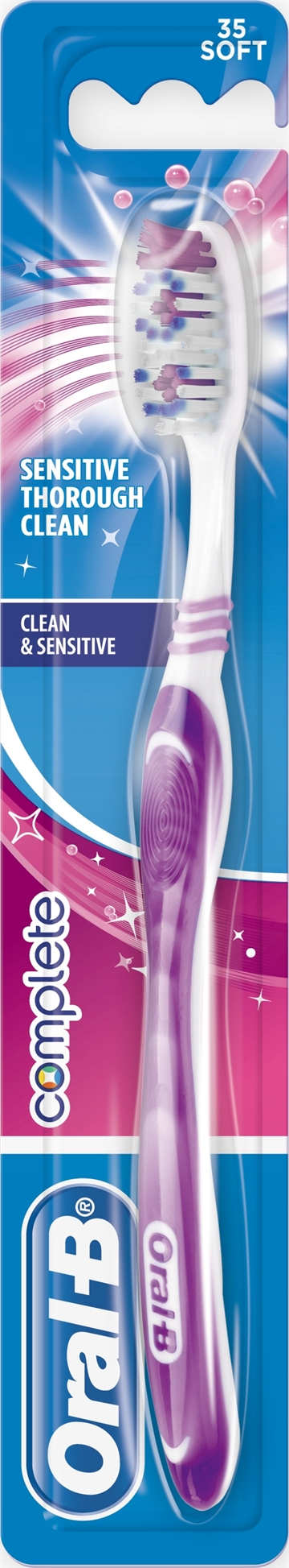 Oral-B Complete Clean & Sensitive Toothbrush