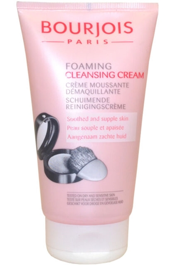 Bourjois Paris Foaming Cleansing Cream 150ml