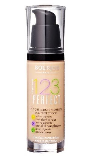 Bourjois 123 Perfect Foundation 51 Vanille Claire 30ml