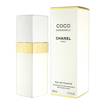 Chanel Coco Mademoiselle eau de toilette refillable for Women 50 ml