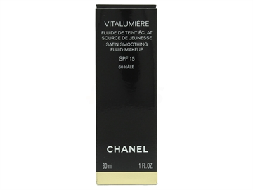 Chanel Vitalumiere Satin Smoothing Fluid SPF15 1stk