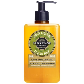 L'Occitane Verbena Liquid Soap 500ml