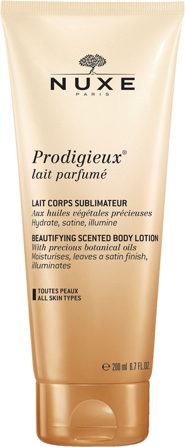 Nuxe Prodigieux Beautifying Scented Body Lotion 200ml All Skin Types