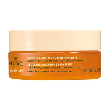 Nuxe Reve De Miel Body Scrub 175ml Dry & Sensitive Skin