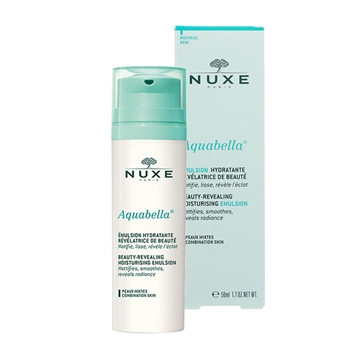 Nuxe Aquabella Beauty-Revealing Moist. Emulsion 50ml Combination Skin