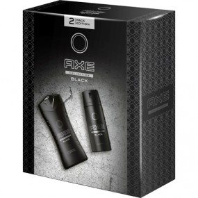 Axe GP Deodorant 150ml+Shower 250ml Black