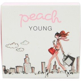 Peach Young Tampons Normal x4