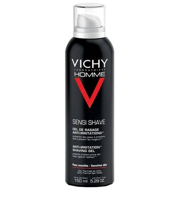 Vichy Sensi Shave AntiIrritation Shaving Gel 150ml