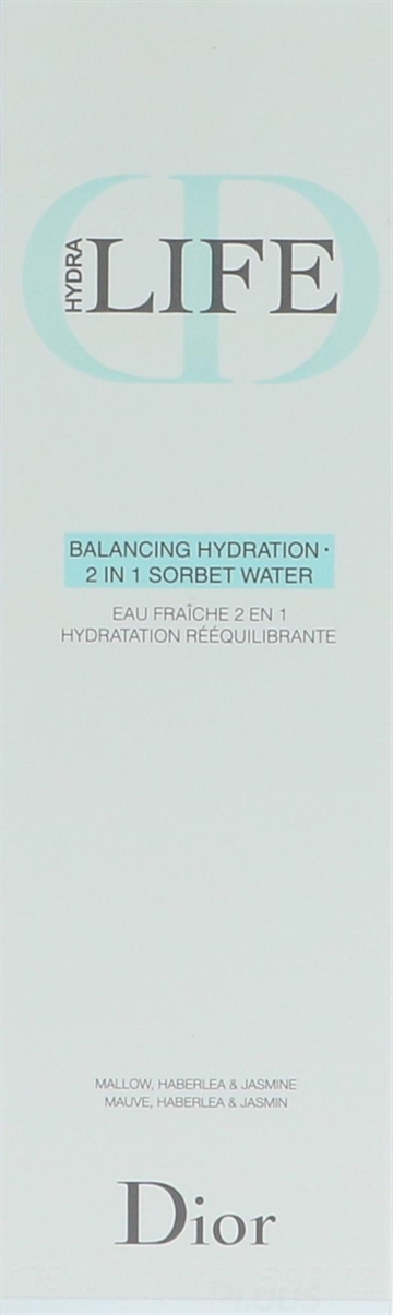 Dior Hydra Life Balancing Hydration - 2 in 1 Sorbet Water 175 ml