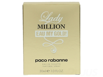 Paco Rabanne Lady Million Eau My Gold Eau de toilette Spray 30ml