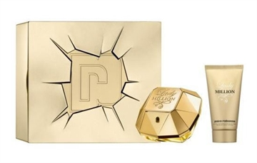 Paco Rabanne Lady Million Giftset 125ml