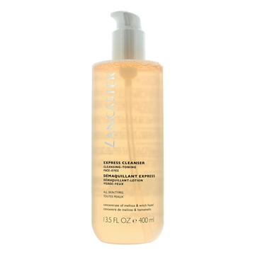Lancaster Express Cleanser 400ml All Skin Types