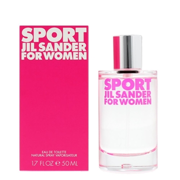 Jil Sander Sport Women Eau de Toilette Spray 50ml
