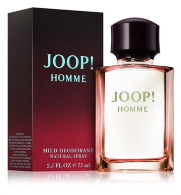 Joop! Homme Deo Spray Mild 75ml