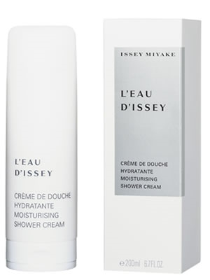 Issey Miyake L'Eau D'Issey Pour Femme Shower Cream 200ml