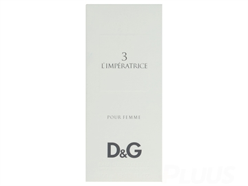 D&G 3 L'Imperatrice Eau de Toilette Spray 100ml