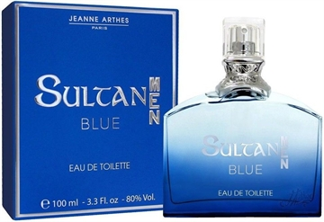 Jeanne Arthes Sultan Blue Men Edt Spray 100ml