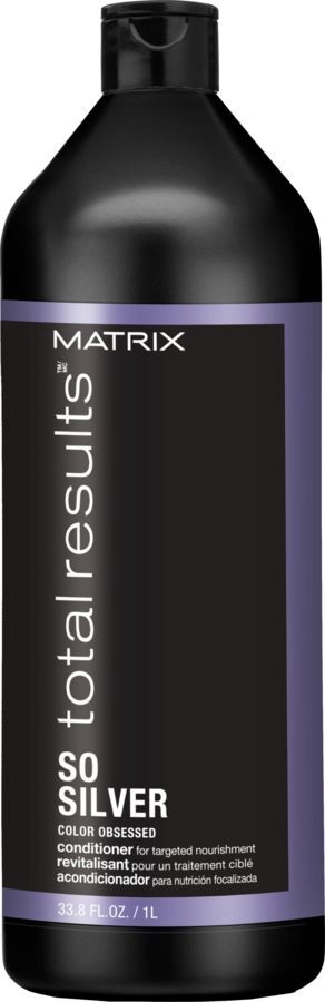 Matrix Tr Color Obsessed So Silver Conditioner 1L