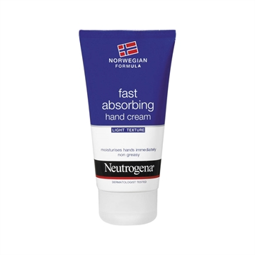 Neutrogena Hands Cream 75 ml Fast Absorption