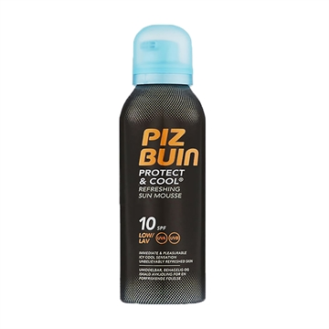Piz  Buin  Sun  Mousse  Refreshing  150ml  SPF10  Protect
