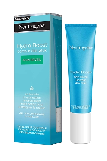 Neutrogena Hydro Boost Eye Awakening Gel Cream 15ml Countour des Yeux
