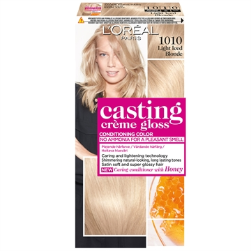 L'ORÉAL  Casting Creme Gloss 1010 Light Iced Blonde  180ml