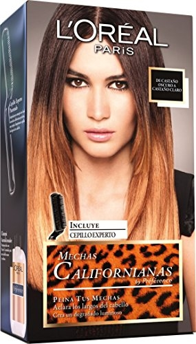 L'Oreal Préférence Mechas Californianas Dark brown hair