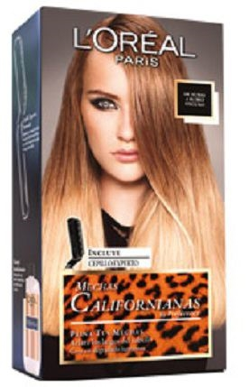 L'Oreal Préférence dye Californian Wicks Dark blond hair