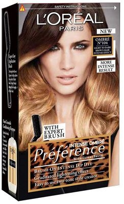 L'Oreal Casting dye Californian Wicks Blond hair or dark