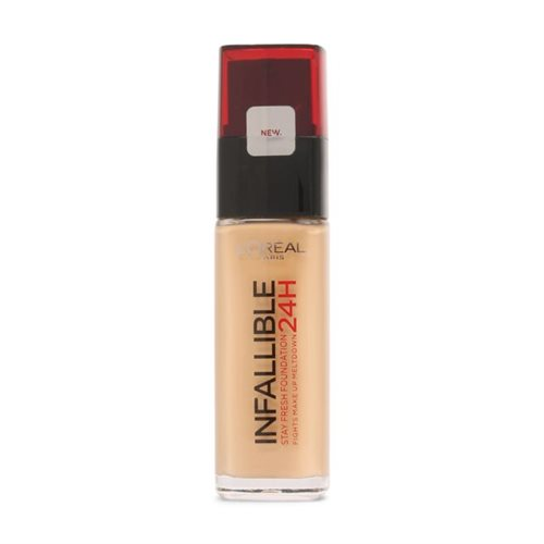 L'Oréal Paris Make-Up Designer Infallible 24H - 300 Amber