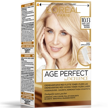 L'ORÉAL  Excellence Age Prefect 10.13 Very Light Radiant Blonde  180ml